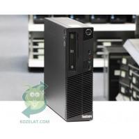 Компютър Lenovo ThinkCentre M79 с процесор AMD PRO A8, 7600B 3100MHz 4MB, 4096MB DDR3, 320 GB SATA