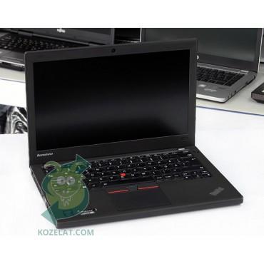 """Лаптоп Lenovo ThinkPad X250 с процесор Intel Core i5 5300U 2300MHz 3MB, 8192MB DDR3L, 128 GB 2.5 Inch SSD, 12.5"""" 1366x768 WXGA LED 16:9"""