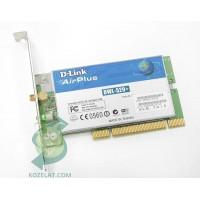 Мрежова карта за компютър D-Link DWL-520+