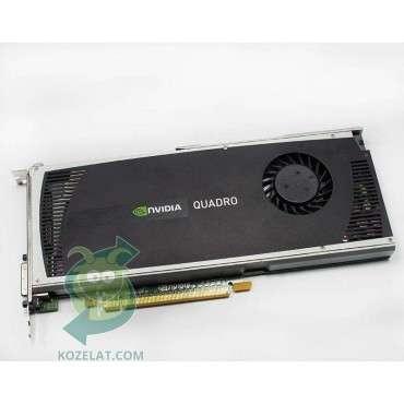 Видео карта за компютър nVidia Quadro 4000, RAM 2048MB GDDR5,  Profile:Standard