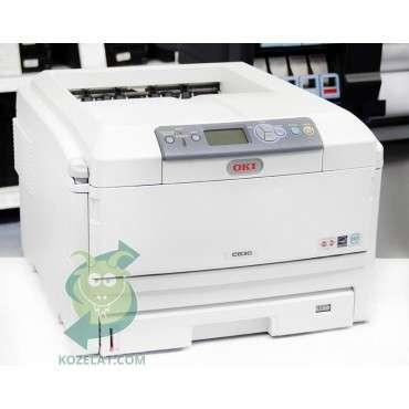 Лазерен принтер OKI C830, 10/100, USB2.0, 1200 x 600 dpi, 32 ppm, A3