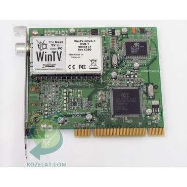PCI контролер за компютър Hauppage WinTV Nova-T 90003