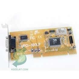 PCI контролер за компютър VScom UPCI-100LP