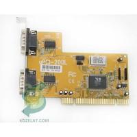 PCI контролер за компютър VScom uPCI-200L