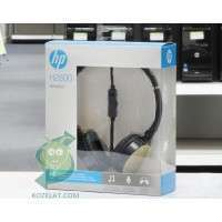 Слушалки HP H2800 Stereo Headset (Black w. Silk Gold)