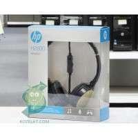 Слушалки HP H2800 Stereo Headset (Black w. Silk Gold), P/N 2AP94AA