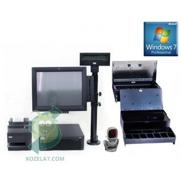 Търговска система Wincor Nixdorf Beetle SII Plus