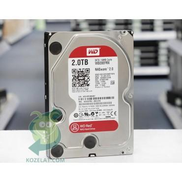 Твърд диск за компютър Western Digital Red NAS WD20EFRX