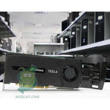 Видео карта за компютър NVIDIA TESLA C2075