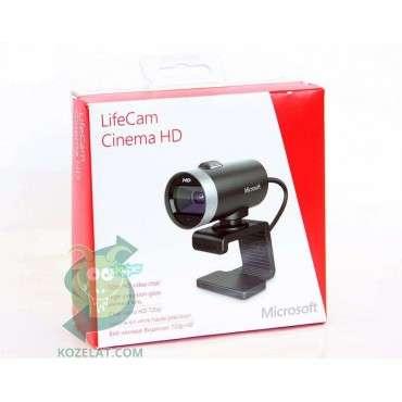 Web камера Microsoft LifeCam Cinema (H5D-00014, H5D-00015)