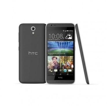 HTC Desire 620 сив + подарък TPU Case