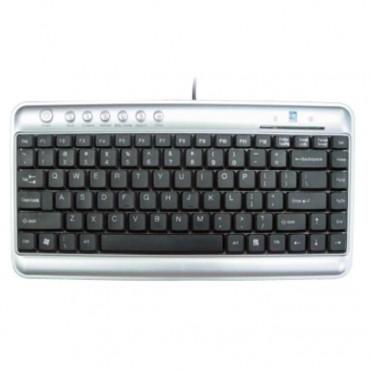 Клавиатура A4Tech KL-5U Mini