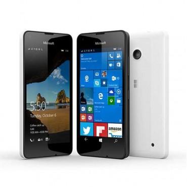 Microsoft Lumia 550 бял