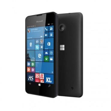 Microsoft Lumia 550 черен