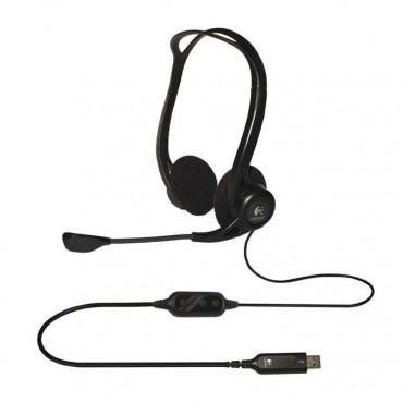 Слушалки Logitech PC Headset 960