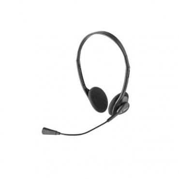 Слушалки TRUST Headset HS-2100