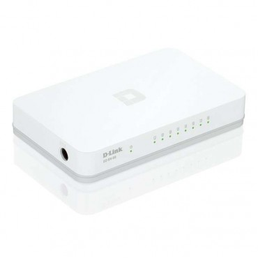 Switch D-Link GO-SW-8G/E