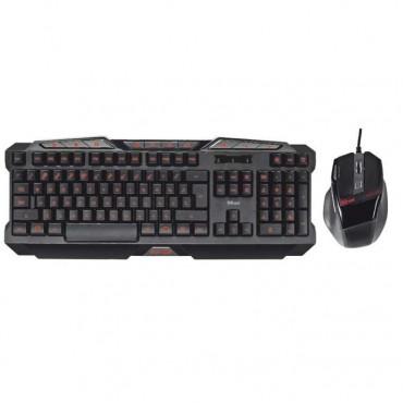 TRUST Bundle Box комплект клавиатура и мишка