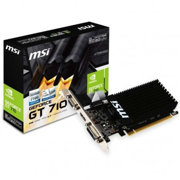 Видео карта Nvidia GeForce GT 710