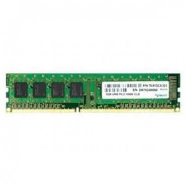 Apacer 2GB Desktop Memory - DDR3 DIMM PC12800 @ 1600MHz