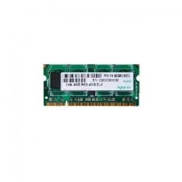 Apacer 2GB Notebook Memory - DDRAM2 SODIMM PC5300@667MHz