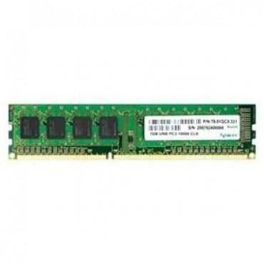 Apacer 8GB Desktop Memory - DDR3 DIMM PC12800 512x8 @ 1600MHz