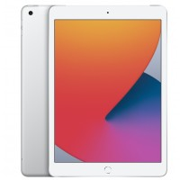 Apple 10.2-inch iPad 8 Cellular 128GB - Silver