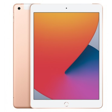Apple 10.2-inch iPad 8 Cellular 32GB - Gold