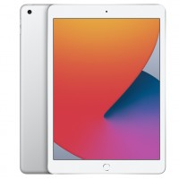 Apple 10.2-inch iPad 8 Wi-Fi 128GB - Silver