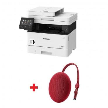 Canon i-SENSYS MF443dw Printer/Scanner/Copier + Huawei Sound Stone portable bluetooth speaker CM51 Red