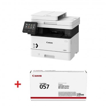 Canon i-SENSYS MF446x Printer/Scanner/Copier + Canon CRG-057
