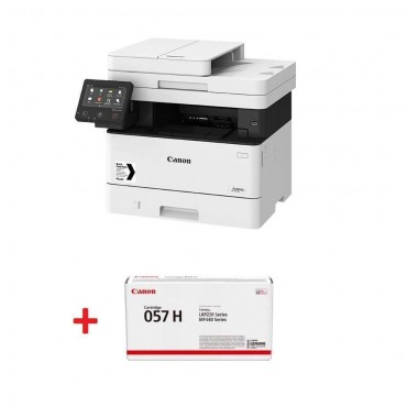 Canon i-SENSYS MF446x Printer/Scanner/Copier + Canon CRG-057H
