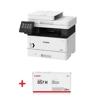 Canon i-SENSYS MF449x Printer/Scanner/Copier/Fax + Canon CRG-057H
