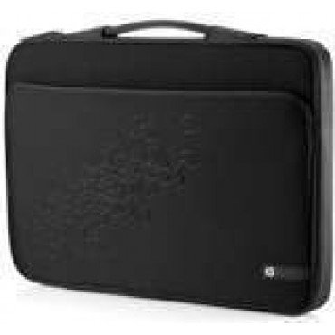 Чанта за лаптоп HP Black Cherry Notebook Sleeve - 40, Black
