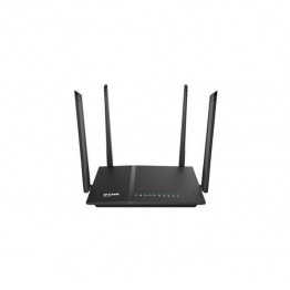 D-Link AC 1200 Wi-Fi Dual-Band Gigabit (LAN/WAN) Router