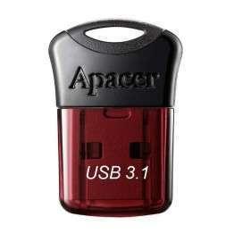 Флаш памети Apacer 16GB Super-mini Flash Drive AH157 Red - USB 3.1 Gen1