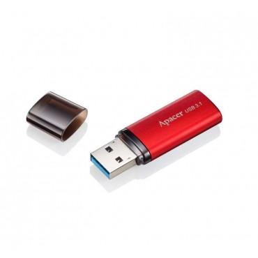 Флаш памети Apacer 64GB AH25B Red - USB 3.1 Gen1