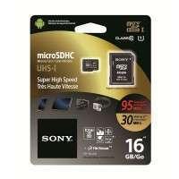 Флаш памети Sony 16GB Micro SD