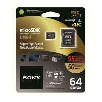 Флаш памети Sony 64GB Micro SD