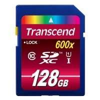Флаш памети Transcend 128GB SDXC (Class10) UHS-I Card