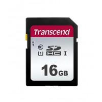 Флаш памети Transcend 16GB UHS-I U1 SD Card