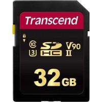 Флаш памети Transcend 32GB SDHC Class3 UHS-II Card
