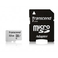 Флаш памети Transcend 32GB UHS-I U1 microSD with Adapter