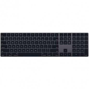 Клавиатура Apple Magic Keyboard with Numeric Keypad - International English - Space Grey