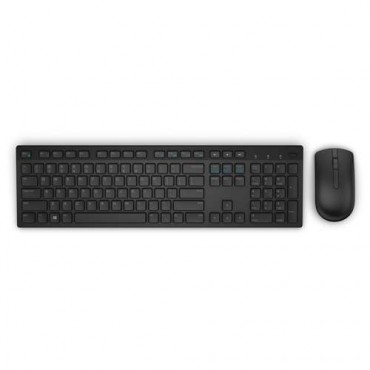 Клавиатура Dell KM636 Wireless Keyboard and Mouse Black