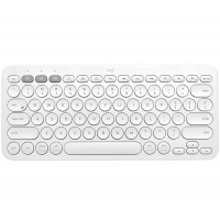 Клавиатура Logitech K380 Multi-Device Bluetooth Keyboard - UK English (Qwerty) - Off-White