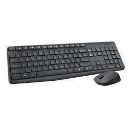 Клавиатура Logitech MK235 Wireless Keyboard and Mouse Combo