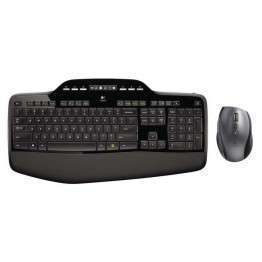 Клавиатура Logitech Wireless Combo MK710
