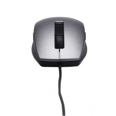 Мишка Dell 6 Buttons Laser Scroll USB Mouse Black, Grey