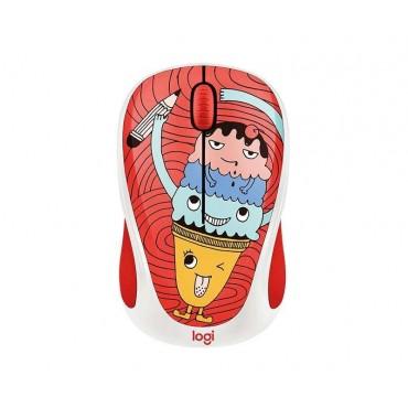 Мишка Logitech Doodle Collection - M238 Wireless Mouse - TRIPLE SCOOP